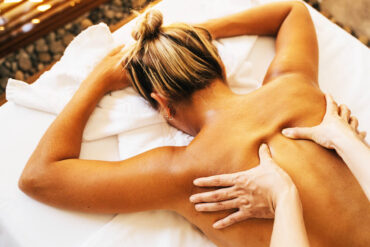 Importance Of The Power Of Touch Massage Therapy Baby Massage